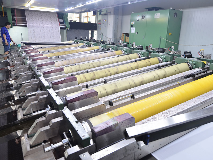 Print for Poly & V/R: 150,000M/Day